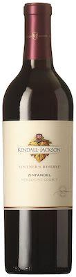 2017 Kendall-Jackson Vintner's Reserve Zinfandel 75 cl. - Alc. 14.5% Vol.