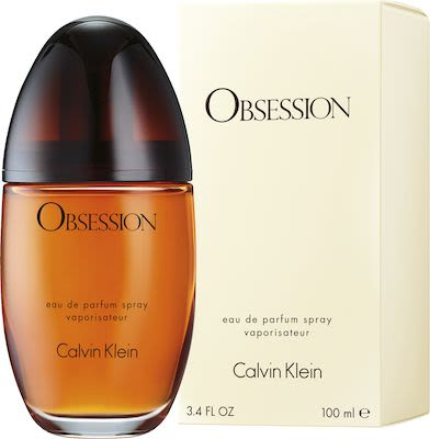 Calvin Klein Obsession for Women EdP 100 ml