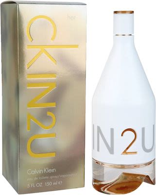 Calvin Klein CK in 2U for Her EdT 150 ml