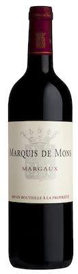 2014 Marquis de Mons Margaux 75 cl. - Alc. 13% Vol.