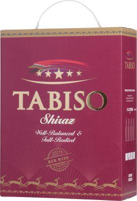 Tabiso Shiraz/Grenache BIB 300 cl. - Alc. 14% Vol.
