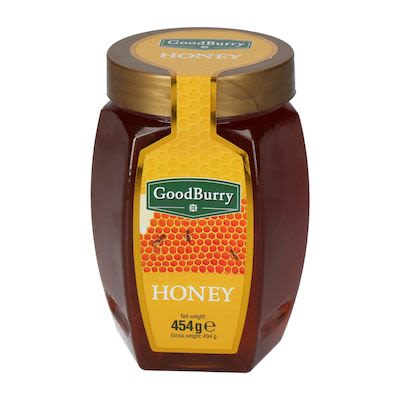 Goodburry honey 454 g