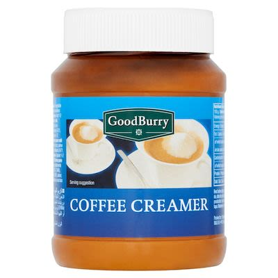 Goodburry Non-Dairy Coffee creamer 200g