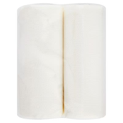 2 Rolls Thicken Soft Kitchen Paper Towels
