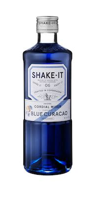 Shake-It Mixer Curacao 50 cl.