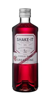 Shake-It Mixer Grenadine 50 cl.