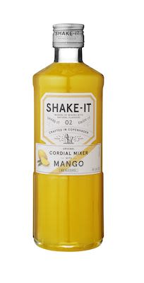 Shake-It Mixer Mango 50 cl.