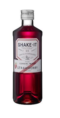 Shake-It Mixer Strawberry 50 cl.