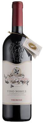 2017 Trerose Santa Caterina Vino Nobile di Montepulciano 75cl. - Alc. 14% Vol.