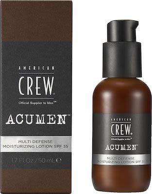 American Crew Acumen Daily Facial Moisturizer Lotion SPF35 50 ml