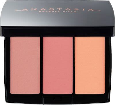 Anastasia Beverly Hills Color Blush Trio Peachy Love 3 gram