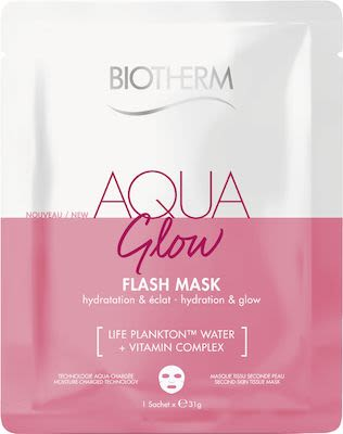 Biotherm Aquasource Classic Aqua Super Mask Glow 35 gram
