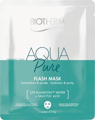 Biotherm Aquasource Classic Aqua Super Mask Pure 35 gram