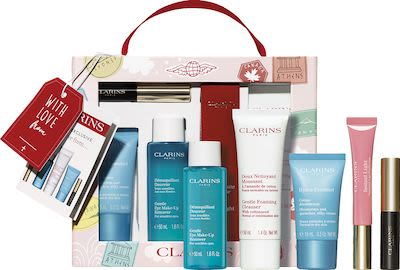 "Clarins ""With Love From"" Set"