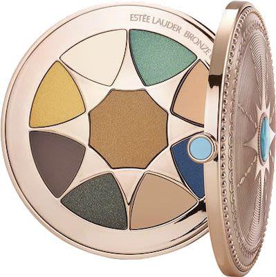 Estee Lauder Bronze Goddess Azur The Summer Look Eye Shadow Palette