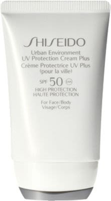 Shiseido Suncare Urban Environment UV protection cream plus SPF50 50 ml