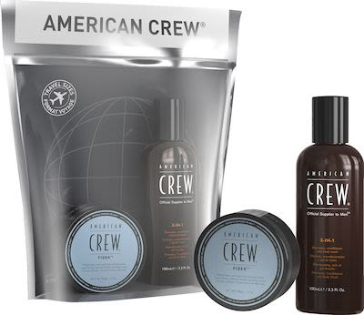 American Crew Skincare Set