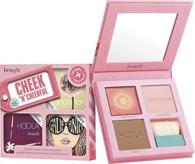 Benefit Box O Powder Cheek 'n' Cheerful Set