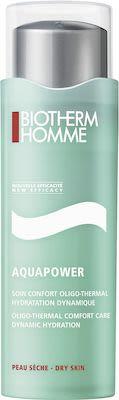 Biotherm Homme - Aquapower Soin Oligo Thermal Moisturizing Gel Dry Skin 75 ml
