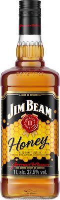 Jim Beam Honey 100 cl. - Alc. 32,5% Vol.
