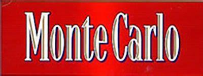 Monte Carlo Red 200 pcs