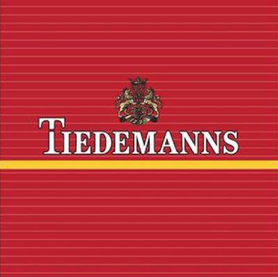 Tiedemann Red 200 pcs