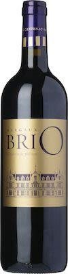 2016 Brio de Cantenac Brown Margaux 75 cl. - Alc. 13,5% Vol.