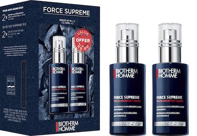Biotherm Force Supreme Youth Architect duo set 50x50 ml