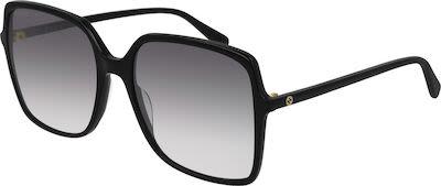 Gucci GG 0544S 001 Ladies' Sunglasses