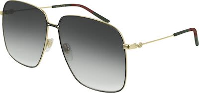 Gucci GG 0394S 001 Ladies\ Sunglasses