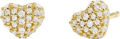 Michael Kors Ladies' Kors Love MKC1119AN710 Earrings