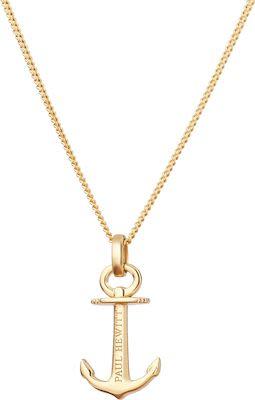 Paul Hewitt PH-AN-G Anchor Spirit Necklace Gold