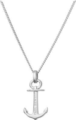 Paul Hewitt PH-AN-S Anchor Spirit Necklace Silver