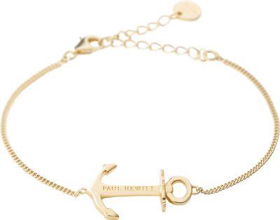 Paul Hewitt PH-AB-G Anchor Spirit Bracelet Gold