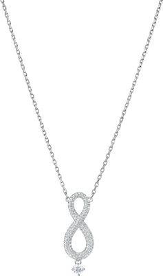Swarovski Infinity 5537966 Necklace