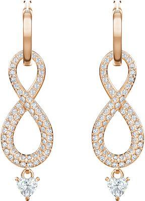 Swarovski Infinity 5512625 Earrings