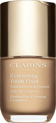Clarins Everlasting Youth Fluid Foundation N° 105,5 flesh 30ml