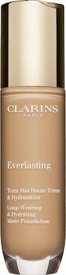 Clarins Everlasting Foundation Foundation N° 111 30ml