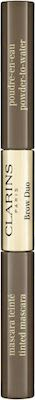 Clarins Eyebrow Pencil Eyebrow Pencil N° 03 Cool Brown 2,8g