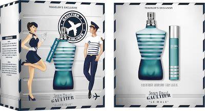 Jean Paul Gaultier Le Male Set