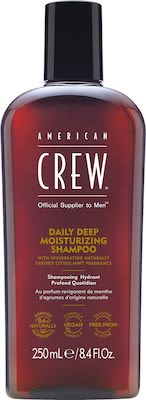 American Crew Hair & Body Care Daily Deep Moisturizing Shampoo 250 ml