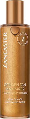 Lancaster Sun Care Golden Tan Maximizer After Sun Oil 150 ml