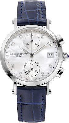 Frederique Constant Ladies' Classics quartz chronograph