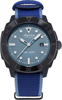 Alpina Gent's Seastrong diver gyre automatic
