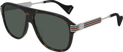 Gucci GG0587S 002 Men's Sunglasses