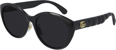 Gucci GG0814SK 001 Women's Sunglasses
