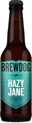 Brewdog Hazy Jane 12x33 cl. btls. - Alc. 5% Vol.