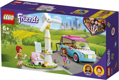 Lego Friends Olivia's Electric Car