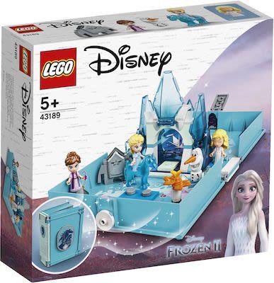Lego Disney Elsa and the Nokk Storybook Adventures