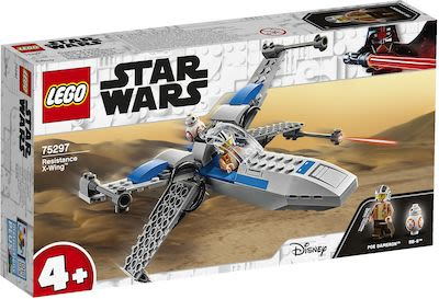 Lego Star wars Resistance X-Wing